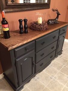 Beautiful Rustic Sideboard