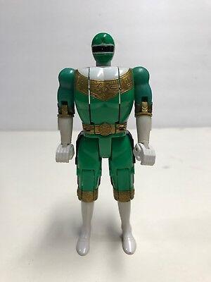 Bandai 1996 Mighty Morphin Power Rangers Zeo Zord Morphin IV Green Ranger