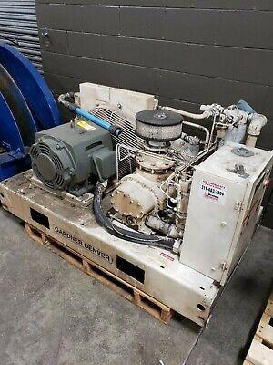 Gardner Denver 30hp Compressor - Ebergh