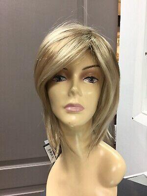 Jon Renau TOP NOTCH Clip-in Topper Hairpiece, Rooted 12FS12 Malibu Blonde Jon Renau Hairpieces