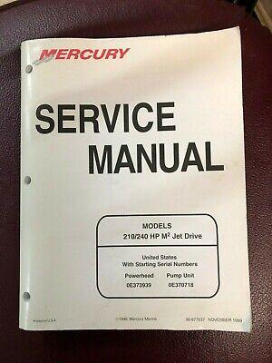 Mercury Sport Jet Outboard 210HP M2 210 HP 240 HP ENGINE 2002-2006  Fuel Pump