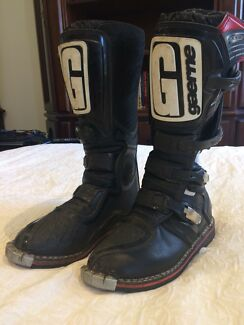 """Gaerne """"Off Road"""" Motorcycle Boots"""