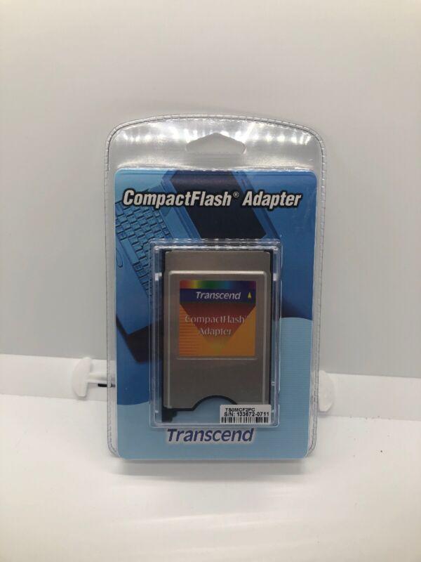 Transcend CompactFlash PCMCIA Adapter TS0MCF2PC