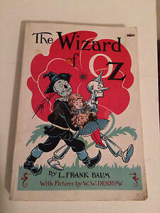 1950's copy of wizard of oz