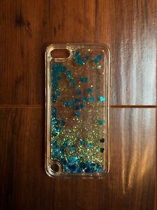 Apple iPod touch glitter protective case!