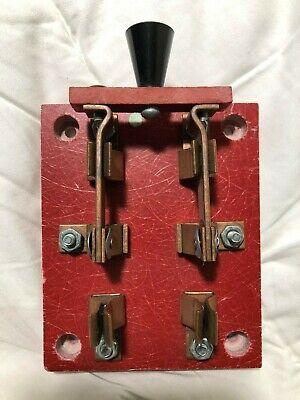 Filnor A-15d Knife Switch