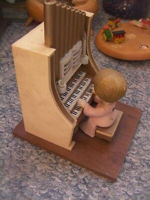 VIDEO Spieluhr Spieldose Music Box Stille Nacht Organ Orgel