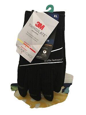 Wells Lamont Mens 3m Thinsulate Gloves Xl