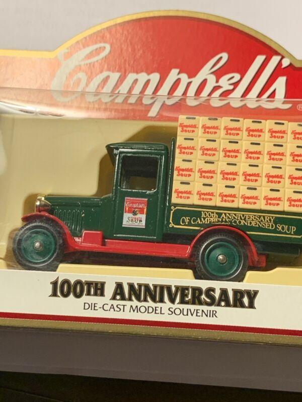 Campbell Soup ,100th Anniversary Die-Cast Model Souvenir