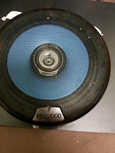 """6"""" KENWOOD 140watt door speakers Bellbird Park Ipswich City Preview"""