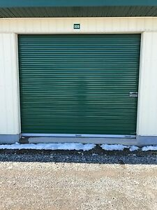 SUPER SIZED CAR STORAGE UNIT 11 FT X 21 FT - $95 P/MONTH