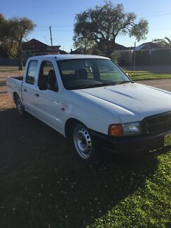 1999 Ford Courier  Broadmeadow Newcastle Area Preview