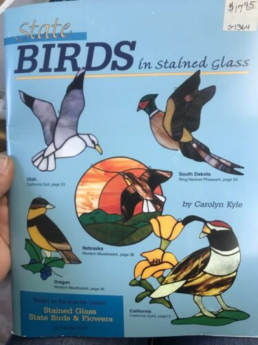 State Birds in Stained Glass