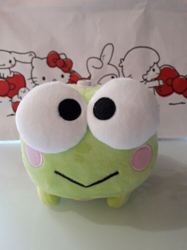 Sanrio Keroppi Plush Coin Bank