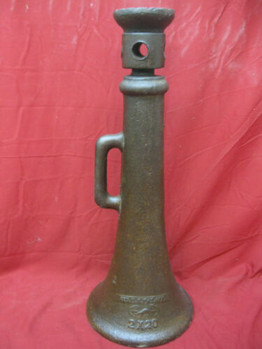 "Vintage Badger Railroad Barn House Foundation Auto Screw Jack 2"" x 20"""