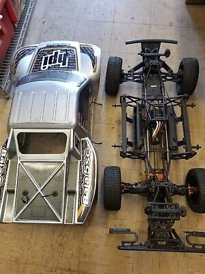 Genuine HPI Baja 5T 1/5th scale CONVERTED!