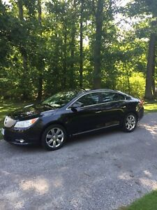 2010 Buick LaCrosse fully loaded
