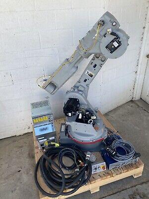 2007 Adept Viper S1700 Robotic Arm W Smartcontroller Cx Cables Servo Controls