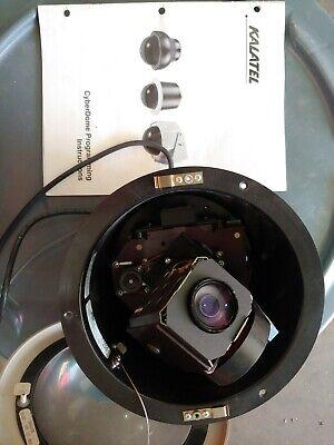 Ge Kalatel Cyberdome Color Ptz Camera A0006a410 Fcb-ex48l