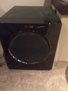 Blue ray theatre audio system