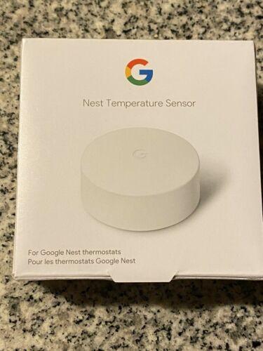 Google Nest Temperature Sensor - Nest Thermostat Sensor - New