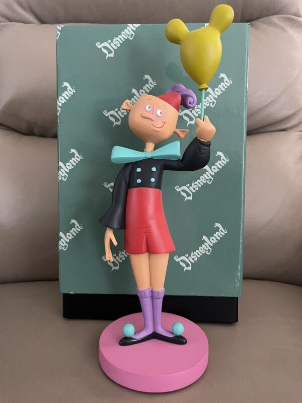 Disneyland Fantasyland Balloon  Vendor LE 500 Figurine Kevin Kidney Jody Daily