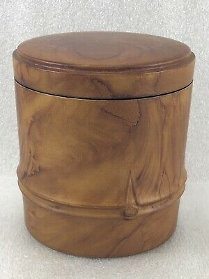 JB2 Japanese Lacquer Ware Tea Container / Tea Caddy