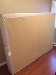 Brand new queen boxspring