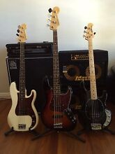 Bass Player Available Rozelle Leichhardt Area Preview
