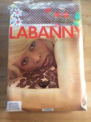 Labanny  - Bettwäsche Set, alt , originalverpackt, mit Blumen gebraucht kaufen  Schwaigen