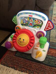 Fisher Price Toy: Driver Console Werrington Penrith Area Preview