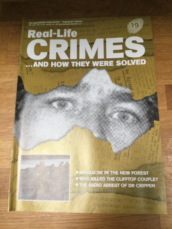 REAL+LIFE+CRIMES+AND+HOW+THEY+WERE+SOLVED+-+Issue+19