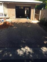 Clay brick pavers Goodwood Unley Area Preview