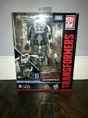 Transformers Studio Series 10 Jazz (New in box)