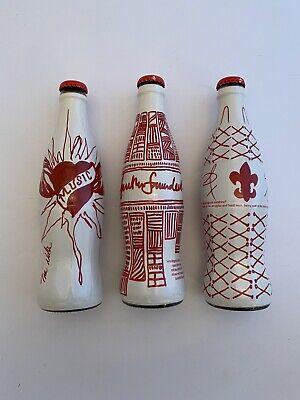 Coca Cola Bottles 2015 Harvey Nichols Scissor Sisters Jonathan Saunders Trevor N