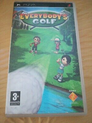 Everybody's Golf (Sony PSP, 2005) - European Version for sale  Shipping to Nigeria