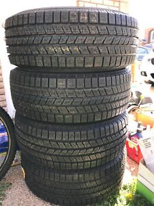 Pirelli winter tires 255/55/18