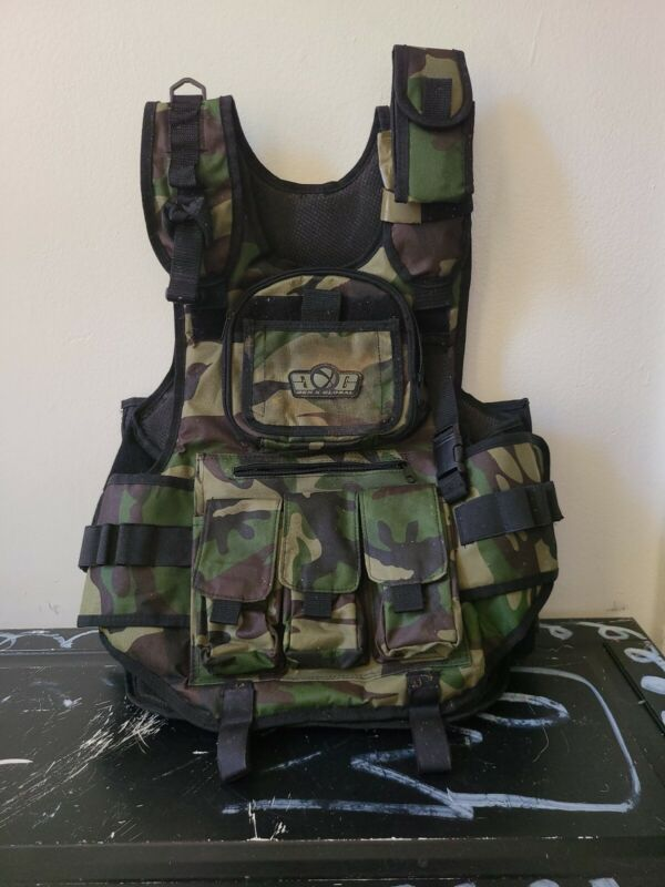 GXG Paintball Tactical Vest