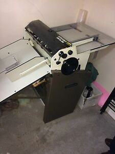 PRINTING FINISHING; PERF, SCORER. GREAT CONDITION!