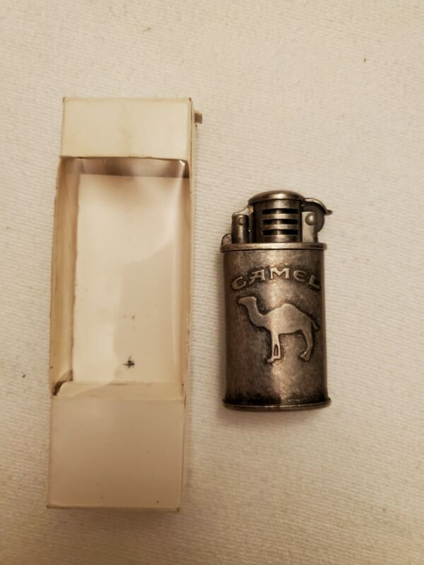 (USED) CAMEL LIGHTER WITH ORIGINAL BOX