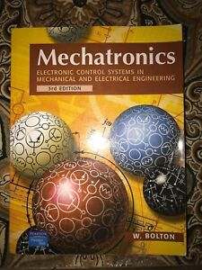 Mechatronics electrical control systems in a mechanical and elec