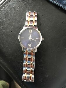 Men's watch( Excellent condition) gold and silver