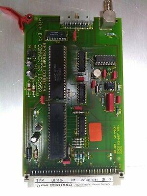 Berthold Lb3959 291281-1784 Keyboard Counter Board W Da Converter