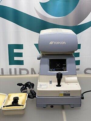 Topcon Kr-8800 Autorefractor Keratometer Auto Refractometer