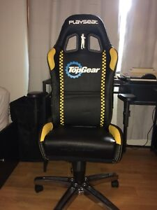 TopGear PlaySeat Rolling Chair
