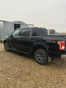 2017 Ford 150 Supercrew 4wd 2.7