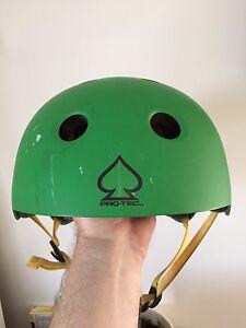 Pro-Tec The Classic bike/skateboard helmet Ascot Vale Moonee Valley Preview