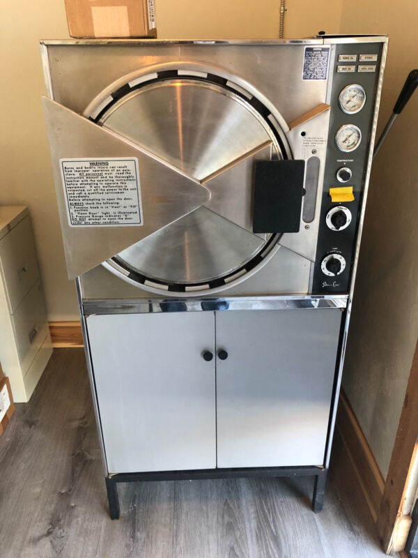 Pelton & Crane Magnaclave Sterilizer with Stand Included