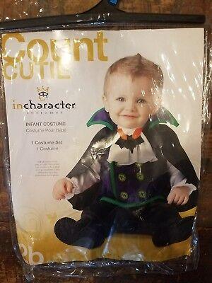 Halloween Vampire costume 18-24 month