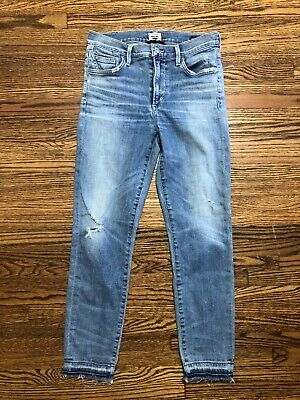 Citizens Of Humanity Skinny (Citizens Of Humanity Rocket Crop High Rise Skinny Size 27 $248)